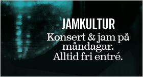 Jamkultur - evenemang