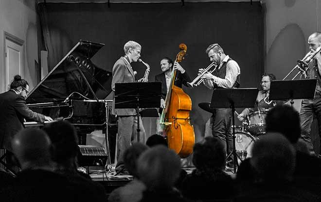 JAMKULTUR: Soundstream Jazz Sextet