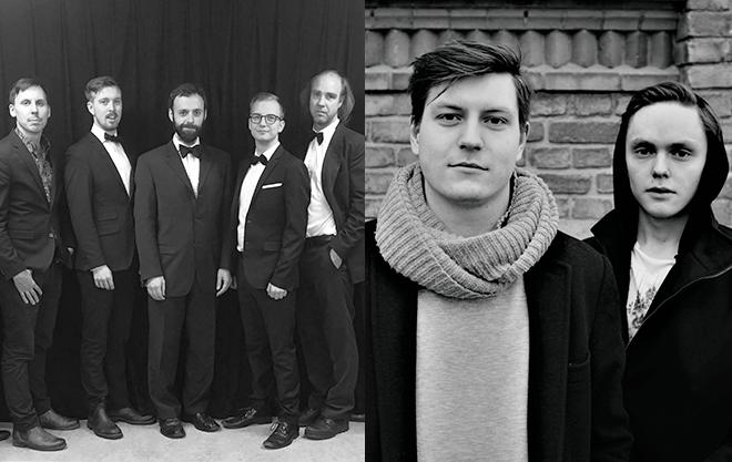 JAMKULTUR: Olofs Hot Ten & Oskar Lindström Trio