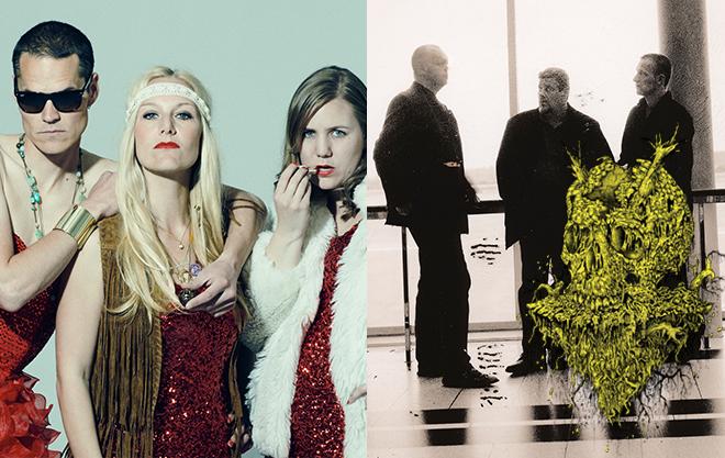 LISTEN UP! Hedvig Mollestad Trio + GUSH & Sven-Åke Johansson