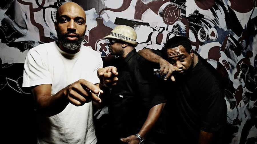 Bild på Jungle Brothers