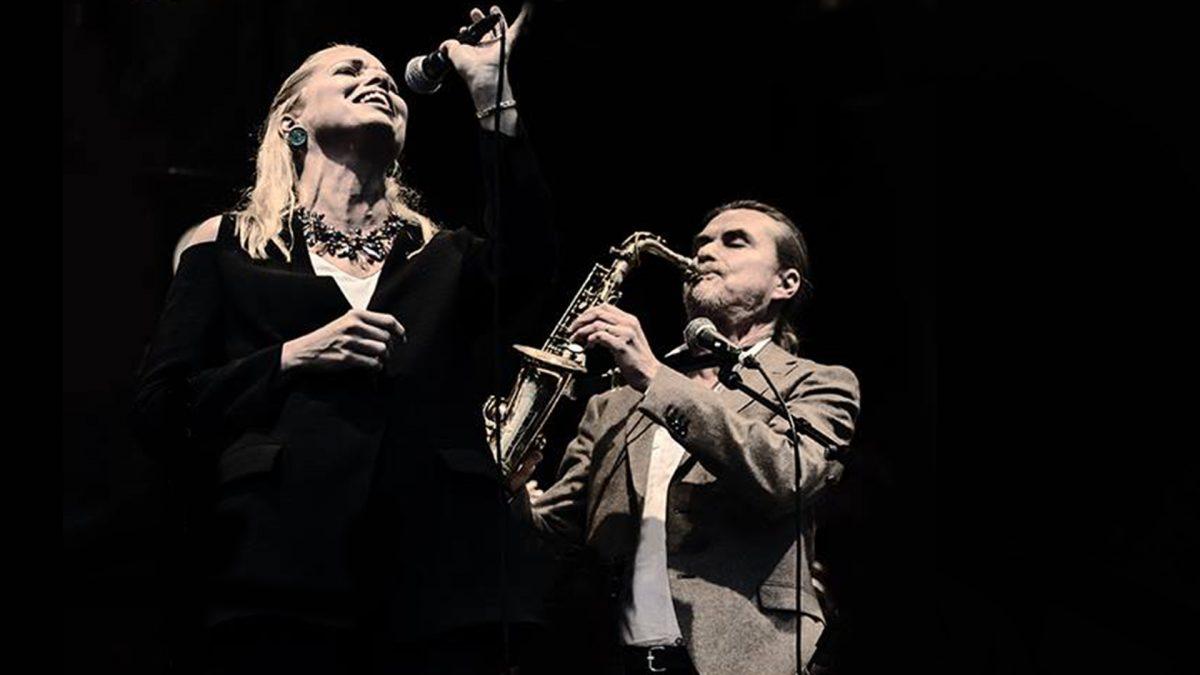 Bild på Håkan Broström New Places Orchestra featuring Viktoria Tolstoy