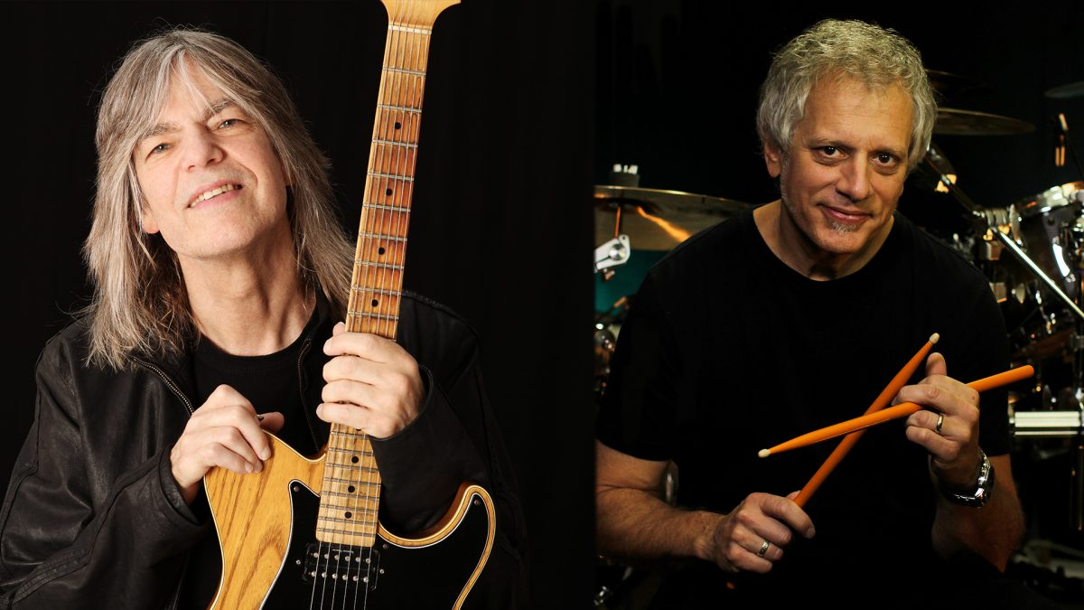Bild på Mike Stern / Dave Weckl Band