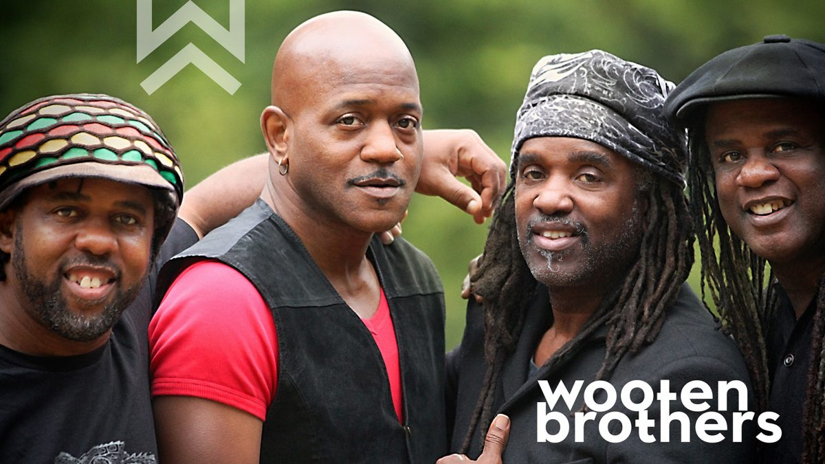 Bild på The Wooten Brothers