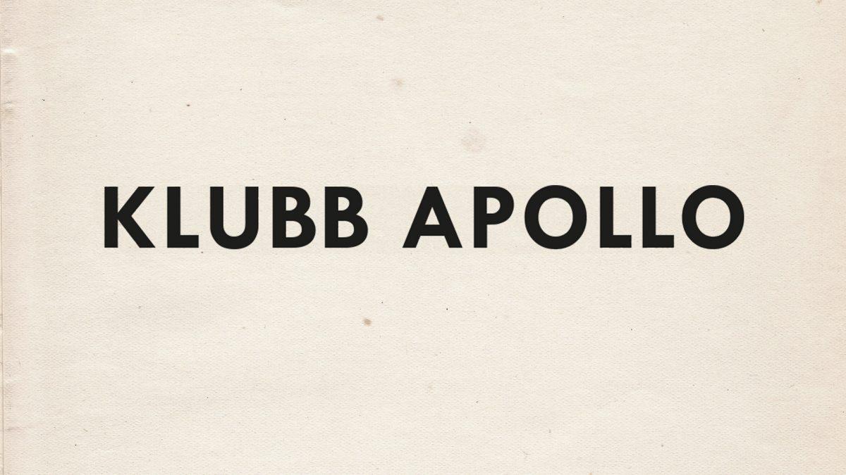 Bild på Klubb Apollo