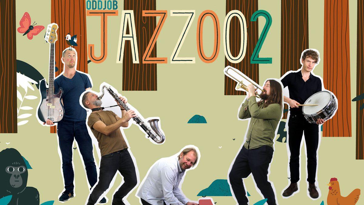 Bild på Oddjob Jazzoo 2