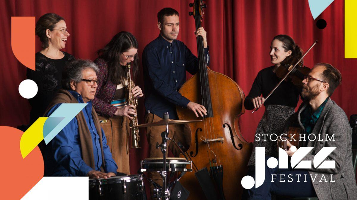 Bild på Lina Nyberg & Musikfamiljen