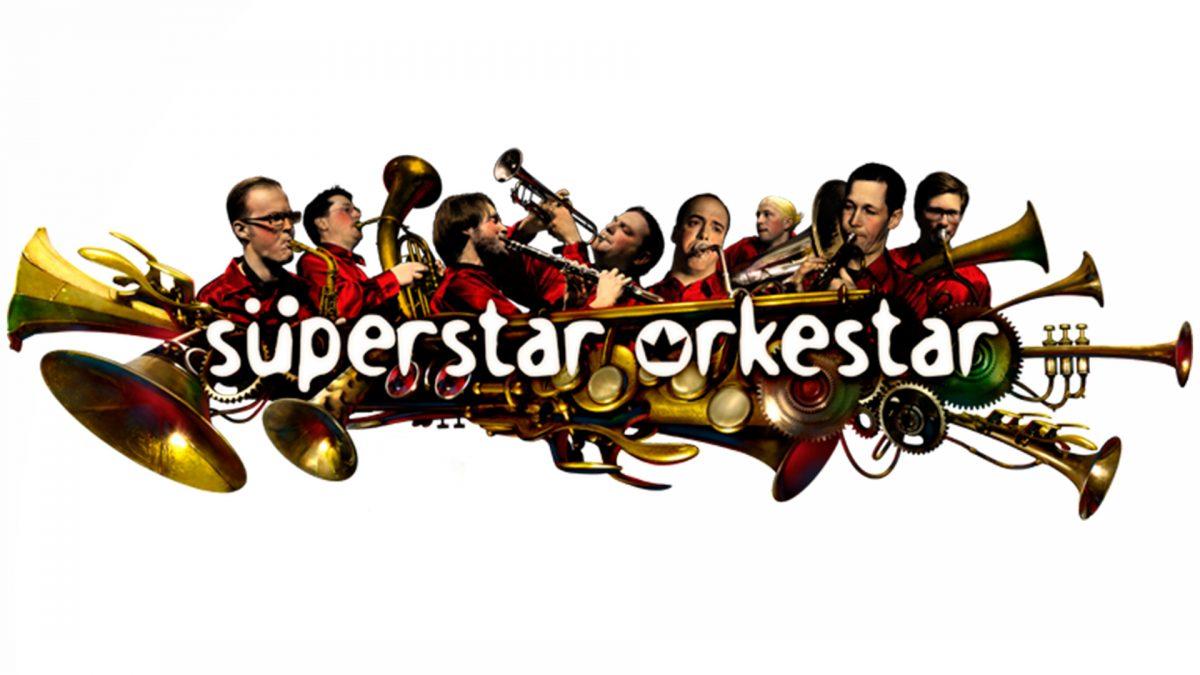 Bild på Familjeföreställning: Superstar Orkestar