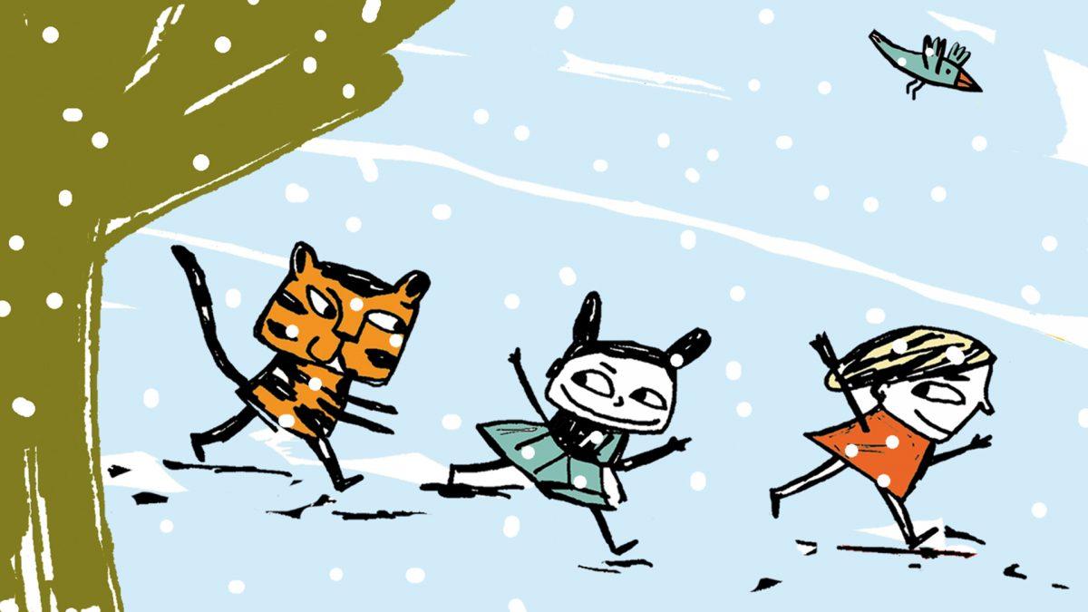 Bild på Tigern säger Brr BARNKONSERT