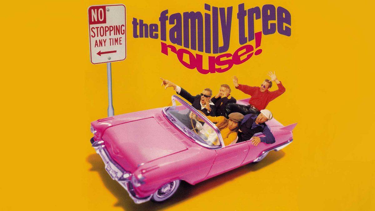 Bild på THE FAMILY TREE – The Reunion