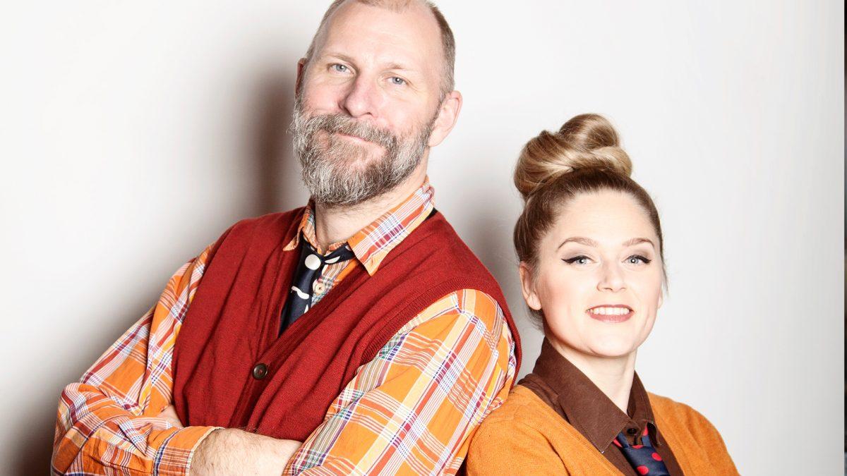 Bild på NYA FRISKA TAGE – med Kalle Lind och Mimi Terris