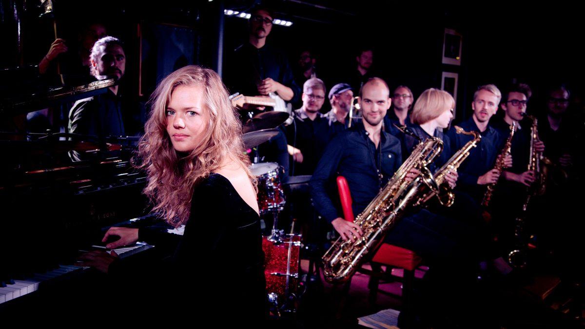 Bild på Kathrine Windfeld Big Band