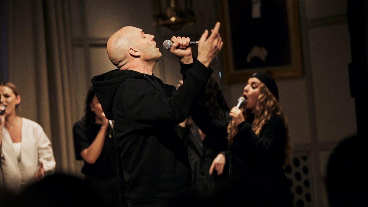Bild på Kaah & Sthlm Sound Gospel Choir
