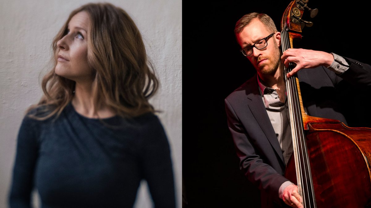Bild på Anna Einarsson Ensemble // Svante Söderqvist Trio