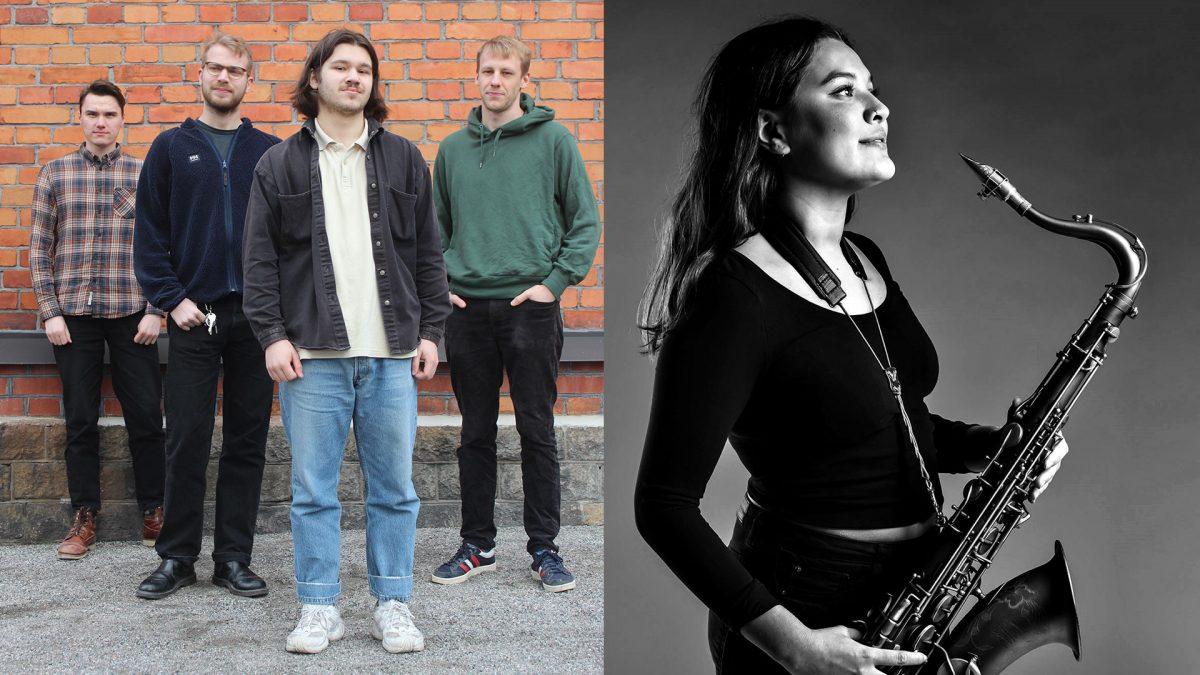 Bild på Jazzlab: David Kontra Kvartett & Mona Krogstad Quartet