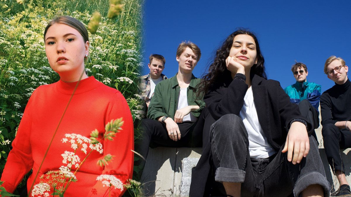 Bild på Jazzlab: Emma Jansson & Cosmic Express Quintet