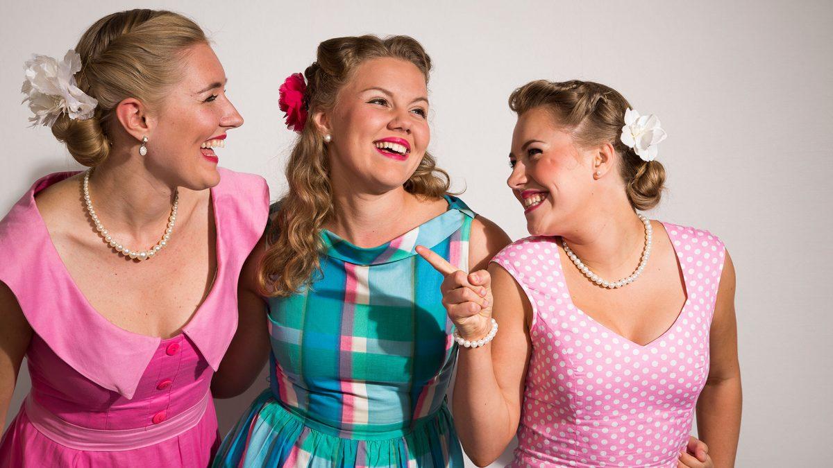 Bild på The Hebbe Sisters