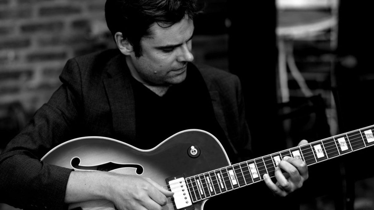 Bild på Stockholm Jazz Stream: Erik Söderlind