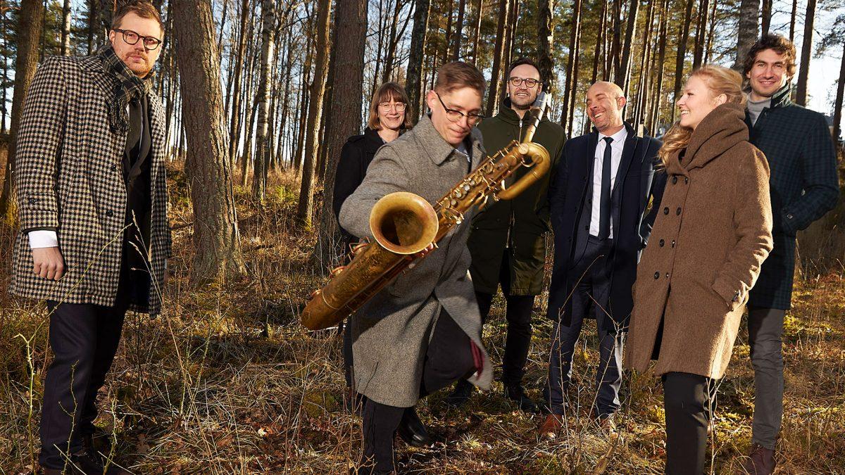 Bild på Fredrik Lindborg trio + strings plays Gullin