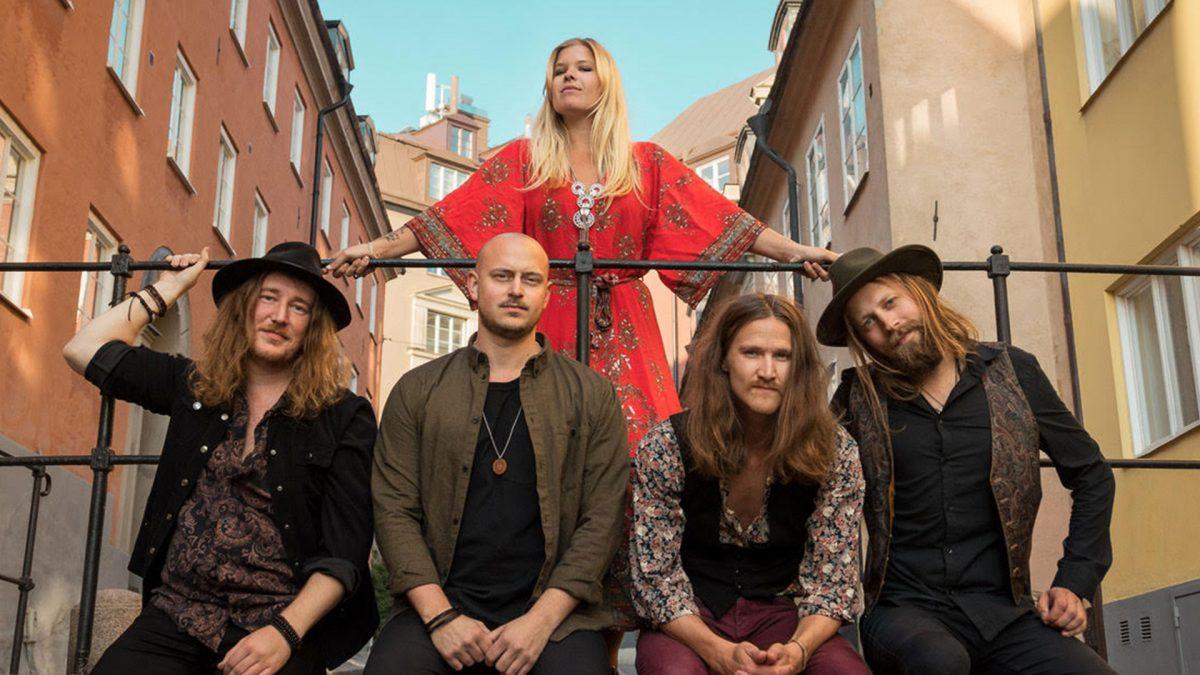 Bild på Lisa Lystam Family Band
