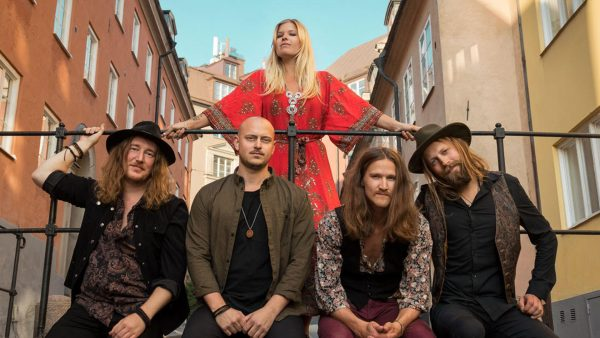 Bild på Lisa Lystam Family Band
