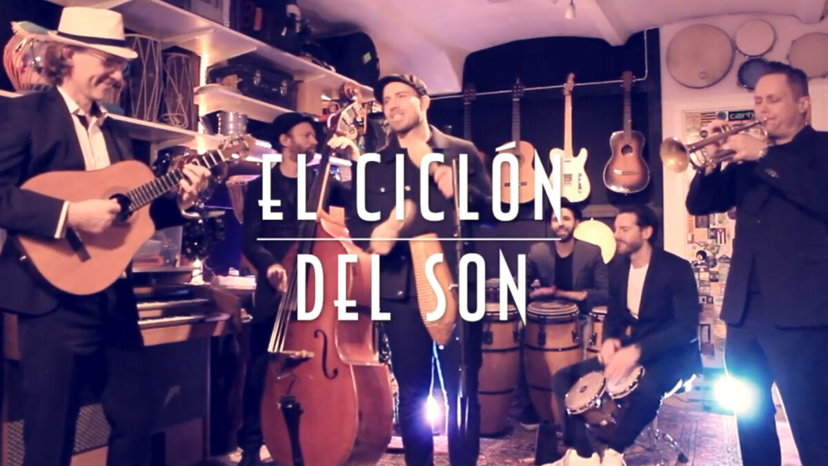 Bild på El ciclón del son