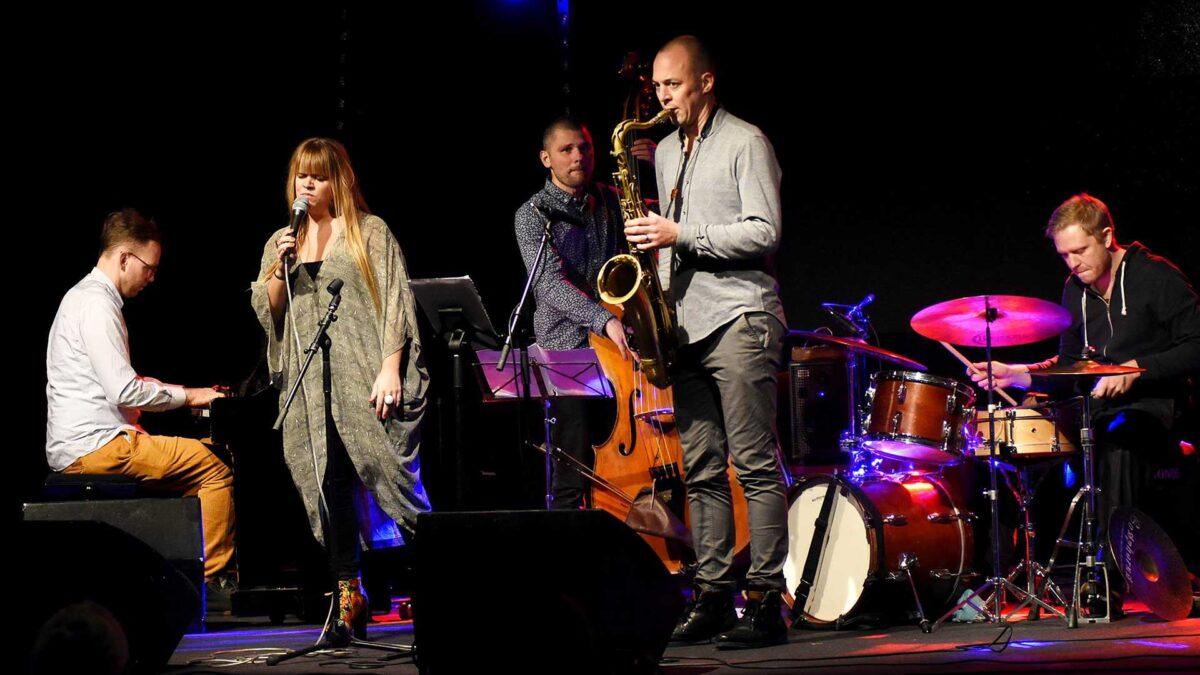 Bild på Lisa Björänge Quintet