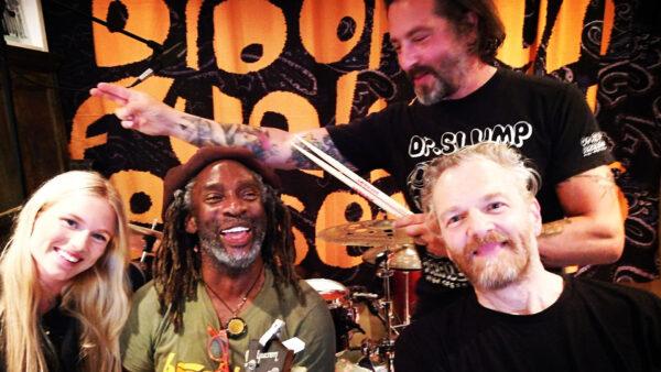 Bild på Brooklyn Funk Quartet