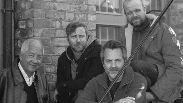 Bild på Espen Eriksen Trio med Andy Sheppard