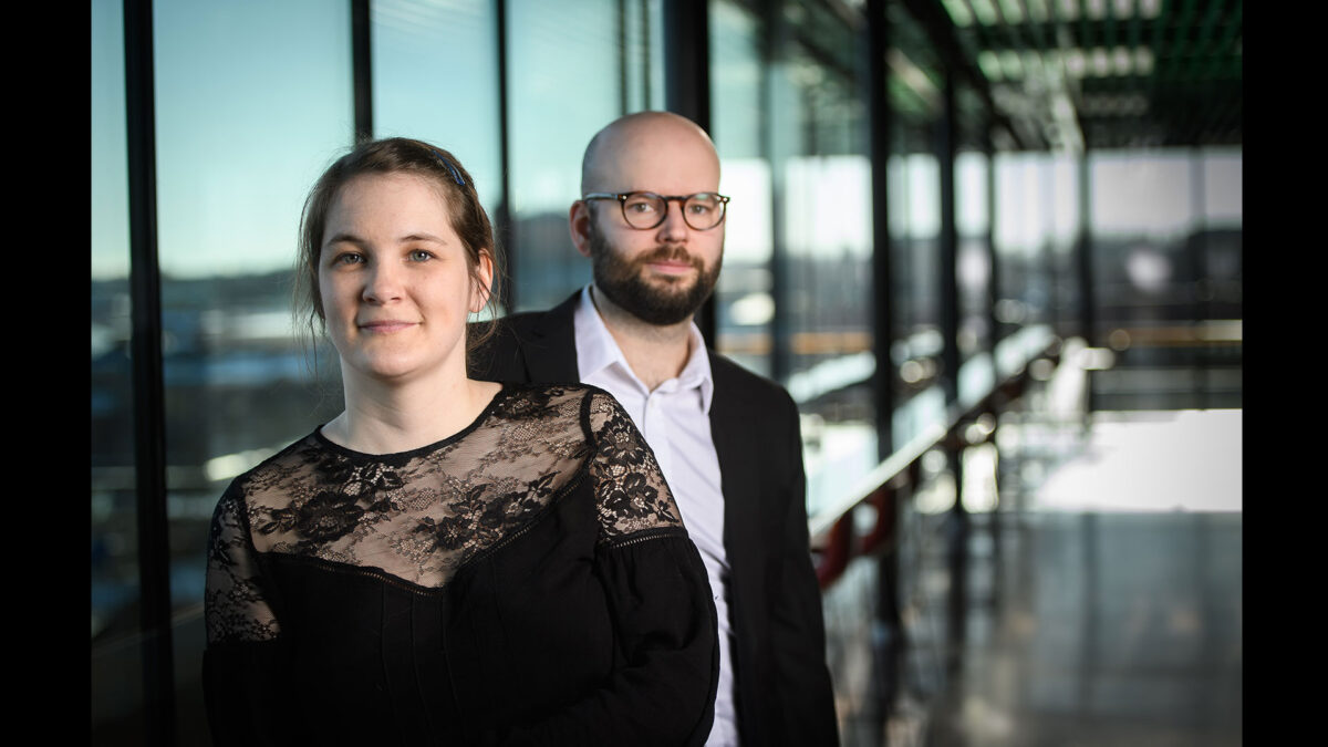 Bild på Stina Hellberg Agback/Jonas Isaksson Quartet