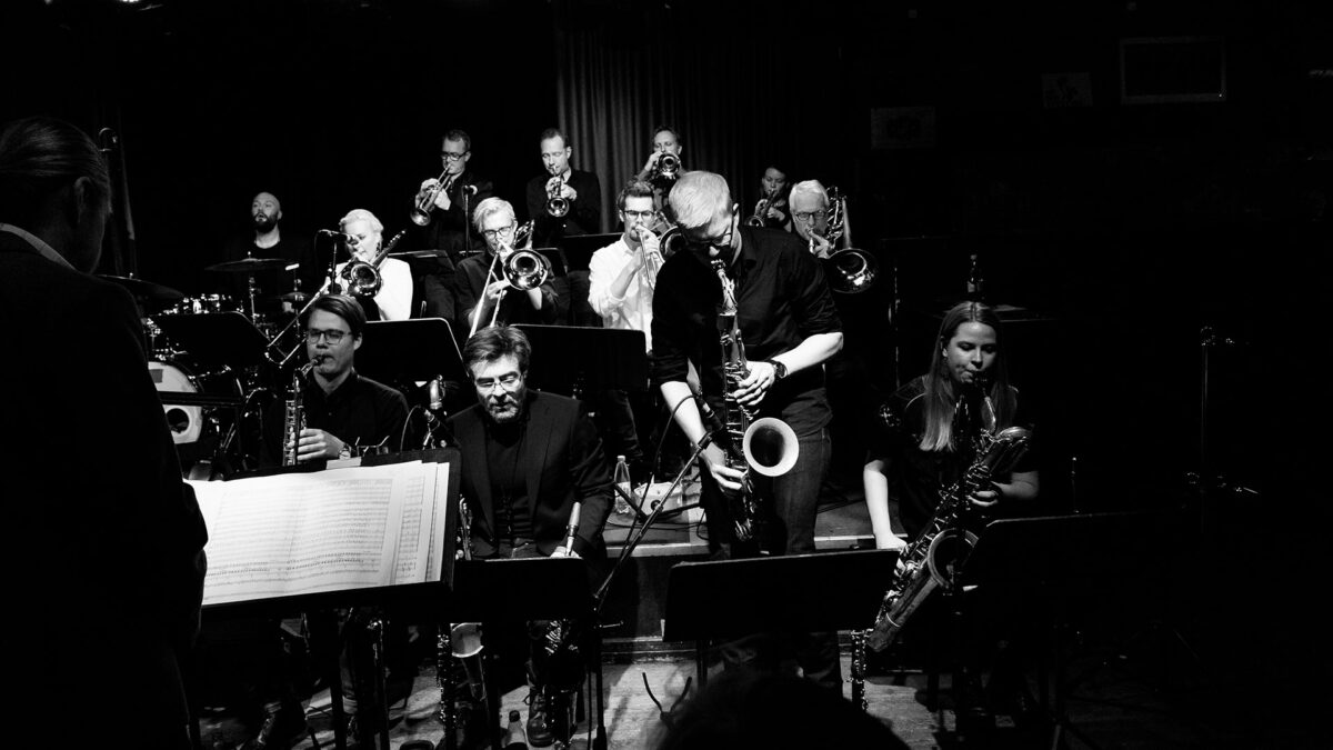 Bild på New Places Orchestra